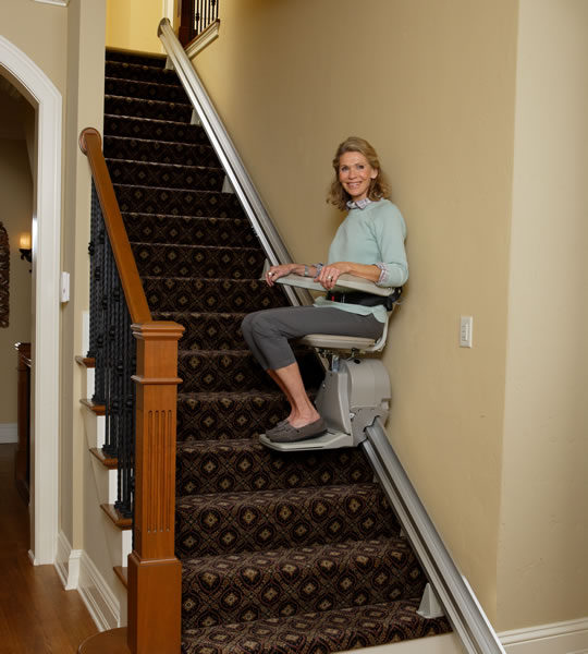 Stair lift installation San Francisco Bay Area